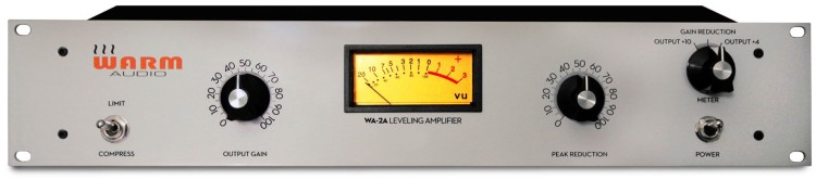 NAMM 2016 Warm Audio WA-2A