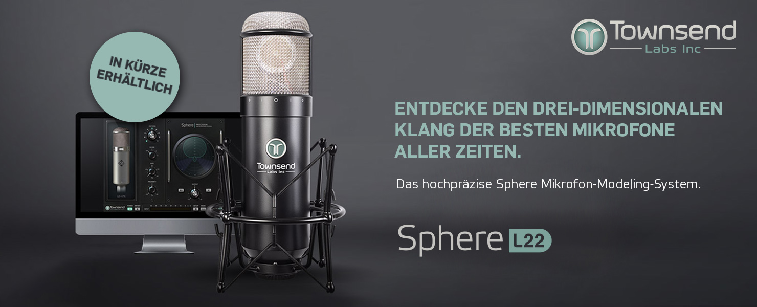 Townsend Labs Sphere L22 Mikrofon