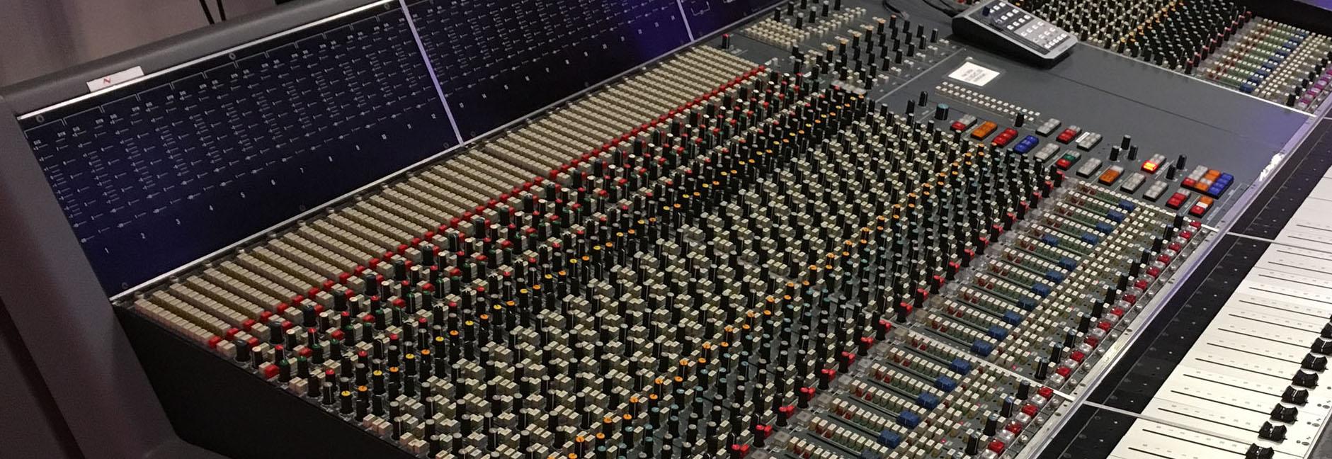Recording Consolen