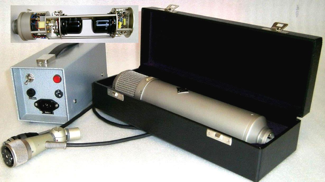 VoxOrama Tube Microphone U49
